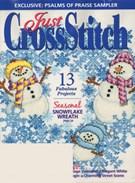 Just Cross Stitch Magazine 1/1/2012