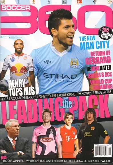 Soccer 360 Cover - 1/1/2012