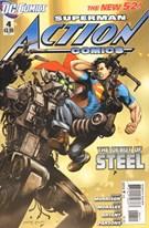 Superman Action Comics 2/1/2012