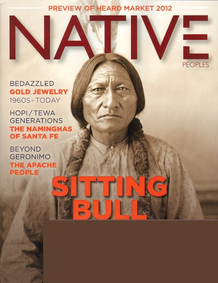 Native Peoples Cover - 1/1/2012