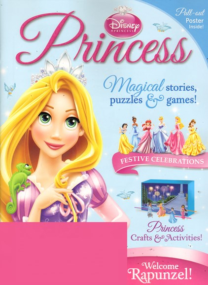 Disney Princess Cover - 1/1/2012
