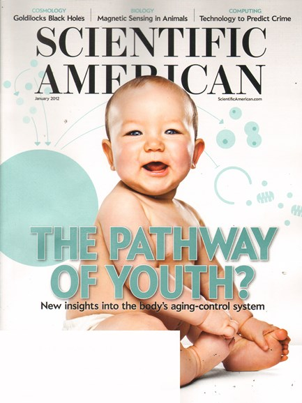 Scientific American Cover - 1/1/2012