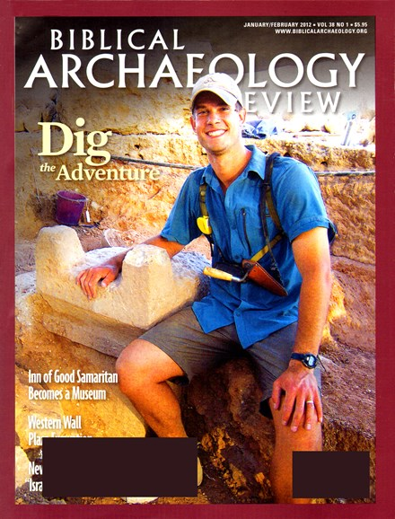 Biblical Archaeology Review Cover - 1/1/2012