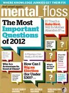 Mental Floss Magazine 1/10/2012