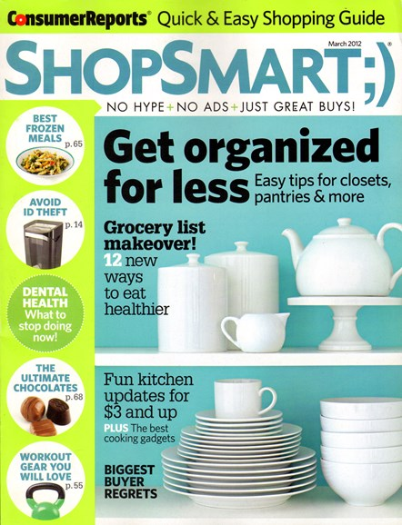 Shop Smart Cover - 3/1/2012