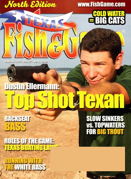Texas Fish & Game Cover - 1/1/2012