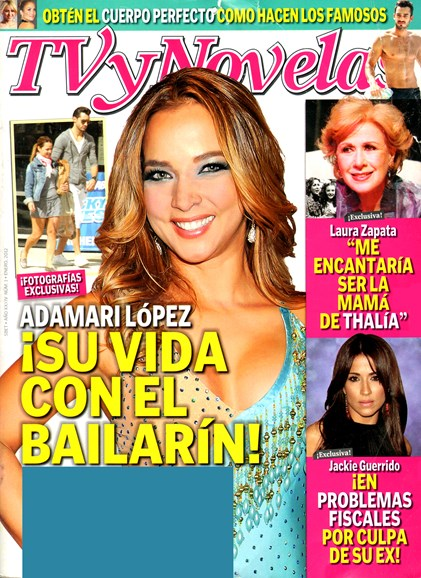 Tv Y Novelas Cover - 1/1/2012