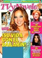 Tv Y Novelas Magazine 1/1/2012