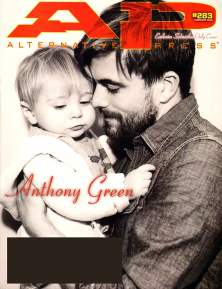 Alternative Press Cover - 2/1/2012