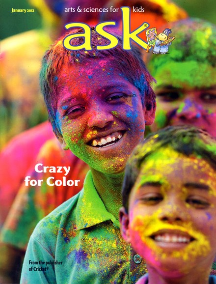 ask Cover - 1/1/2012