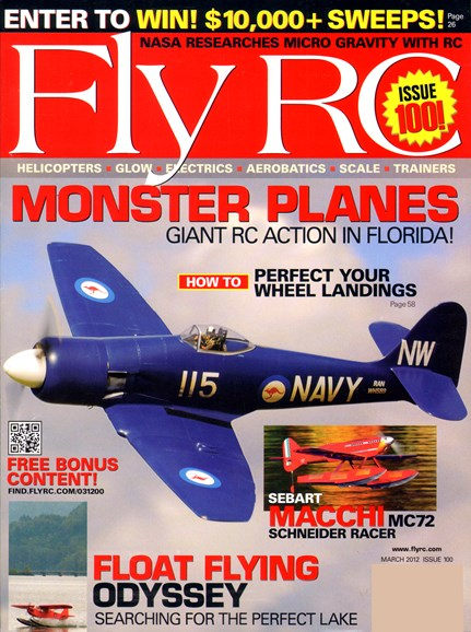 Fly RC Cover - 3/1/2012