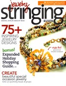 Jewelry Stringing Magazine 1/1/2012
