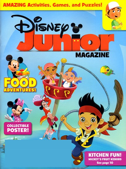 Disney Junior Cover - 2/1/2012