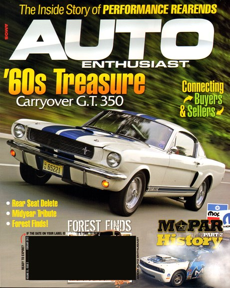 Cars & parts Cover - 2/1/2012