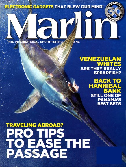 Marlin Cover - 2/1/2012