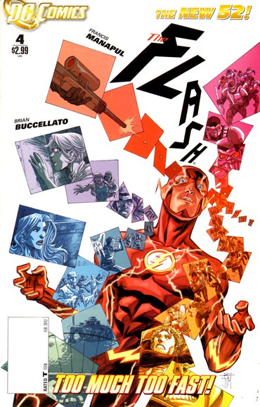 The Flash Cover - 2/1/2012