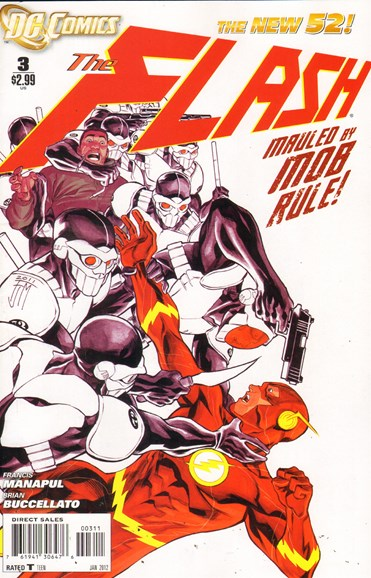 The Flash Cover - 1/1/2012
