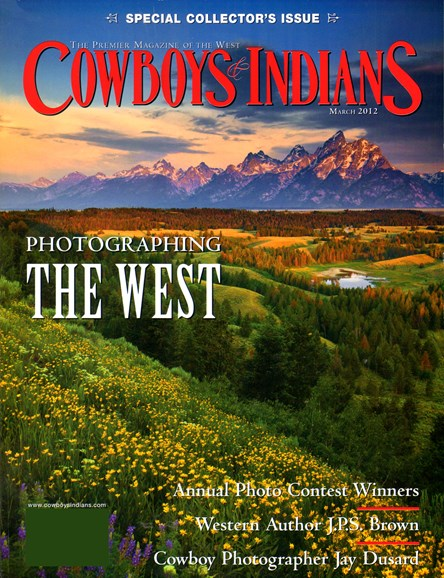 Cowboys & Indians Cover - 3/1/2012