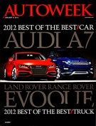 Autoweek Magazine 1/9/2012