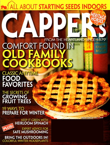 Capper's Cover - 1/1/2012