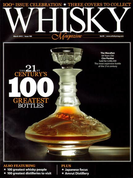 Whisky Cover - 3/1/2012