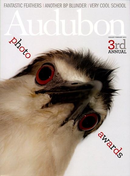 Audubon Cover - 1/1/2012