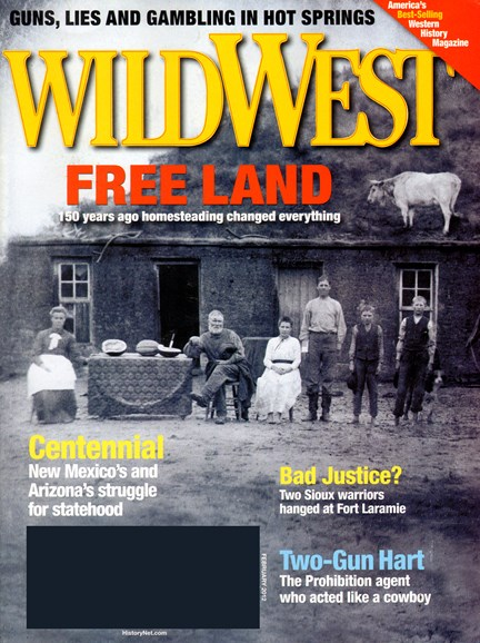 Wild West Cover - 2/1/2012