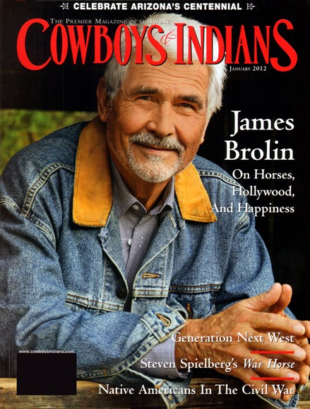 Cowboys & Indians Cover - 1/1/2012