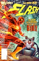 The Flash Comic 3/1/2012