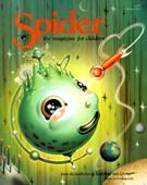 Spider Magazine 2/1/2012