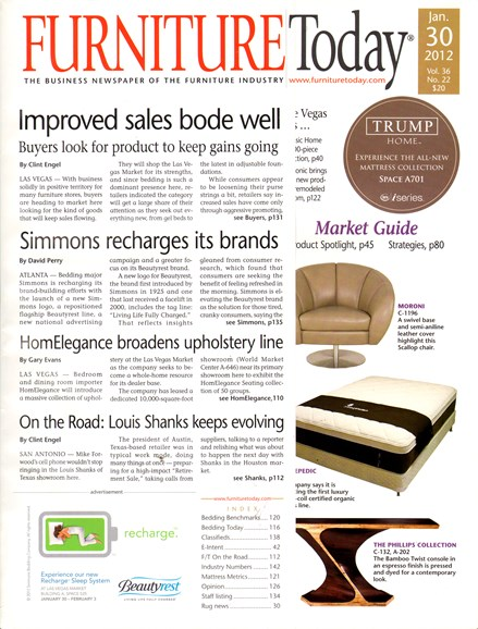 Furniture/Today Cover - 1/30/2012