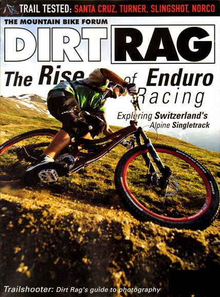 Dirt Rag Cover - 2/1/2012