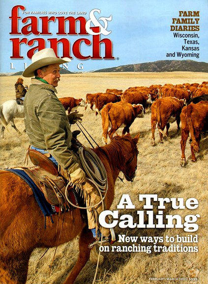 Farm & Ranch Living Cover - 2/1/2012