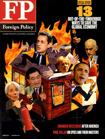 Foreign Policy Cover - 1/1/2012