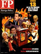 Foreign Policy Magazine 1/1/2012