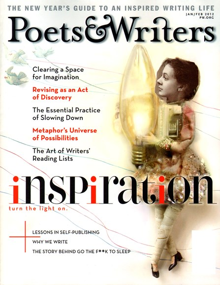 Poets & Writers Cover - 1/1/2012
