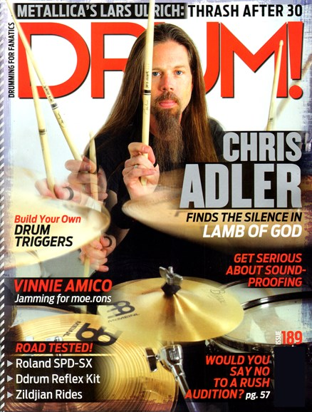 Drum! Cover - 3/1/2012