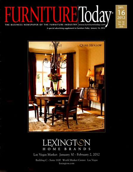 Furniture/Today Cover - 1/16/2012