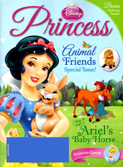 Disney Princess Cover - 3/1/2012