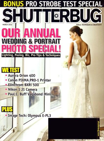 Shutterbug Cover - 3/1/2012
