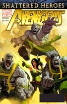 Avengers Comic 2/1/2012