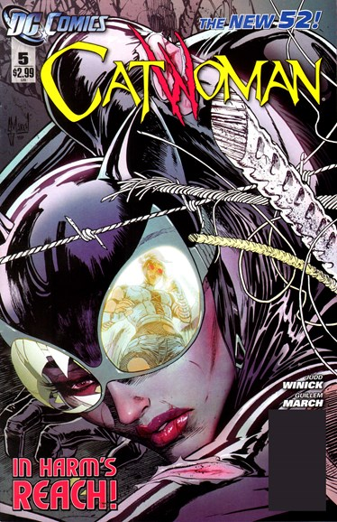 Catwoman Cover - 3/1/2012
