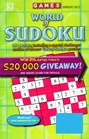 World Of Sudoku Magazine   3/2012 Cover