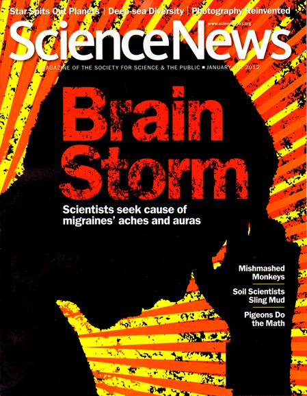 Science News Cover - 1/28/2012