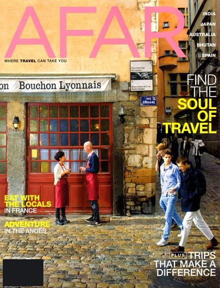 AFAR Cover - 3/1/2012