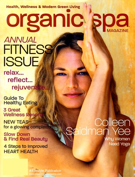 Organic Spa Cover - 2/1/2012