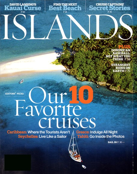 Islands Cover - 3/1/2012