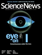 Science News Magazine 2/11/2012
