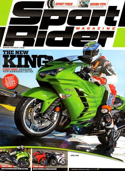 Sport Rider Cover - 4/1/2012