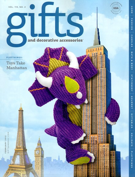 Gifts And Decorative Accessories Cover - 2/1/2012